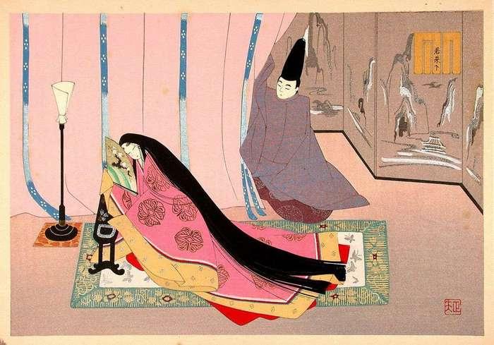 10 немного жутковатых фактов о древней Японии