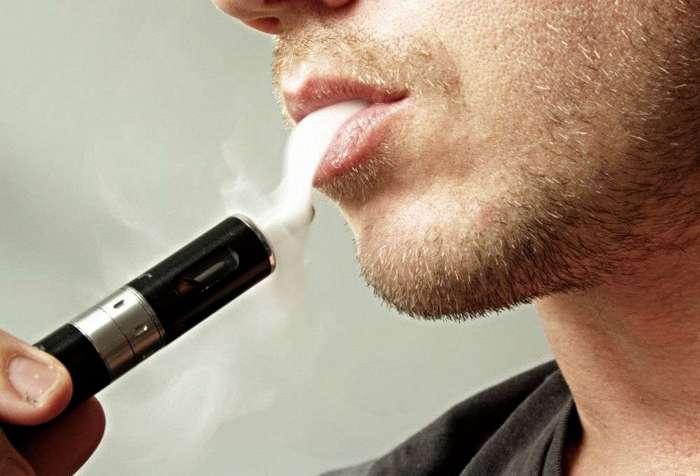 Электронные сигареты подавляют иммунитет