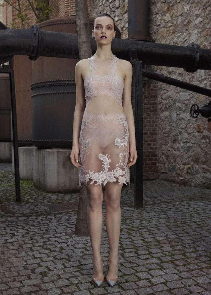 Alfredo Villalba Haute Couture весна-лето 2016