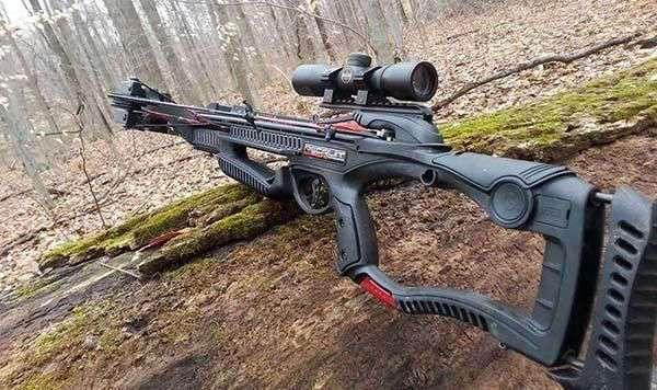 Арбалет — новое оружие 21 века.