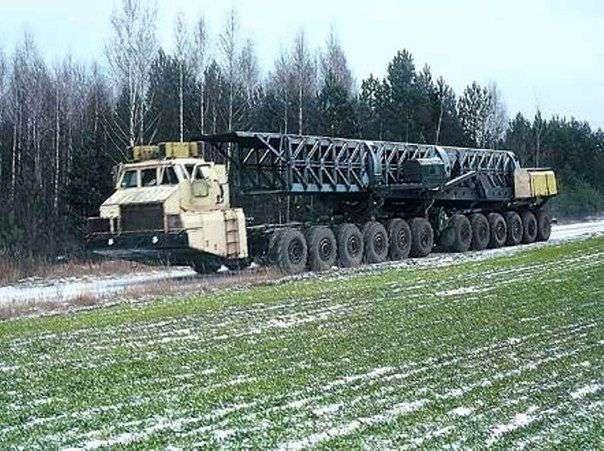 МАЗ 7907 - 24 колеса