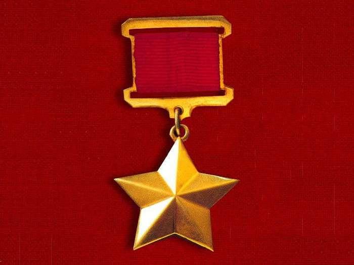 Наградить посмертно с вручением