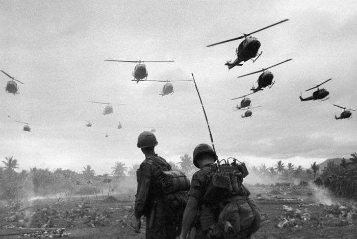 Американская пропаганда во Вьетнаме: средневековый ад XX века