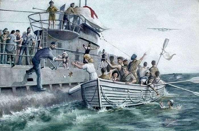 Инцидент «Лакония»: последние дни морской войны по правилам