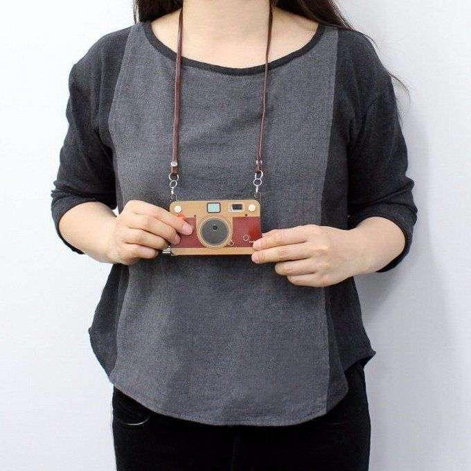 Ультратонкий фотоаппарат из бумаги