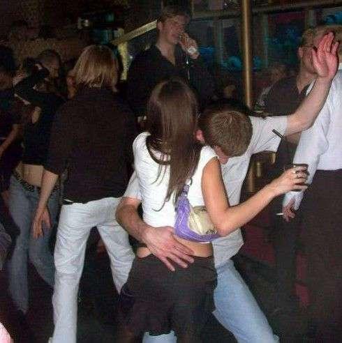 Едем, едем в соседнее село на дискотеку!
