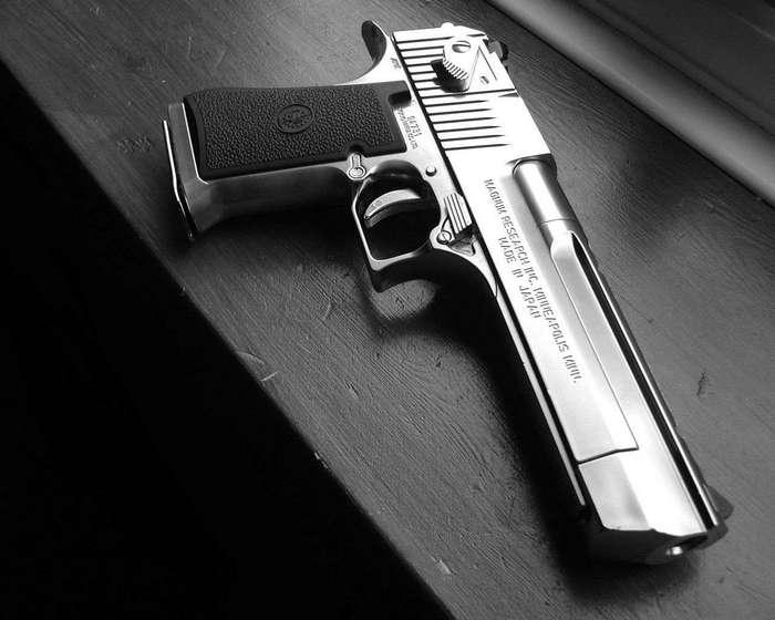 Самый бесполезный пистолет в мире