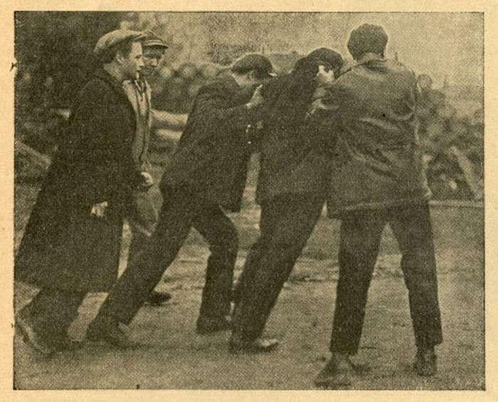 Хулиганский террор в городах СССР в 1920-е