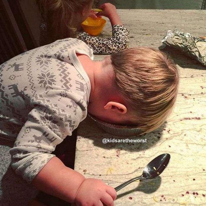 Маленькие детки — маленькие бедки