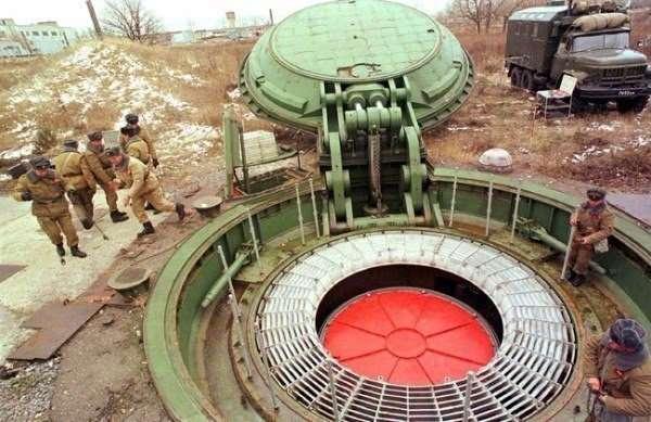 Главный сдерживающий фактор Третьей Мировой войны - российская система