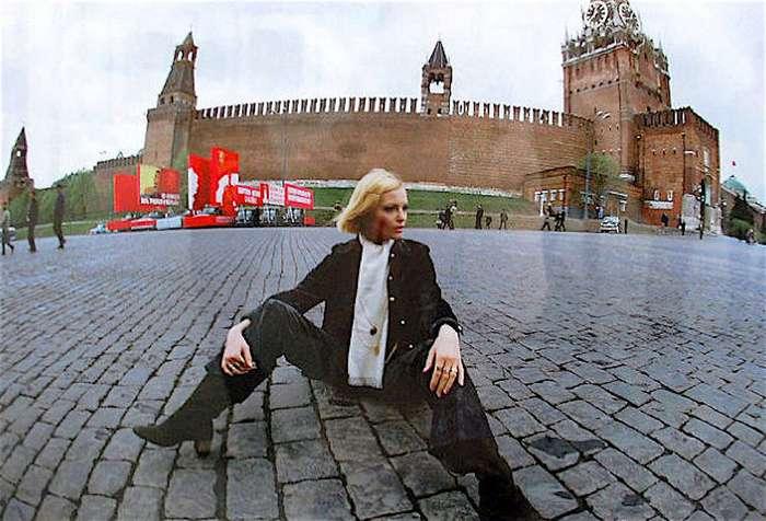 Советская топ-модель Галина Миловская