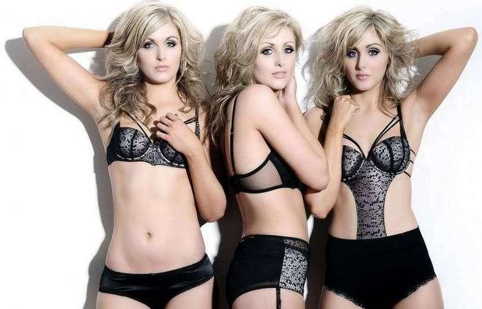 15 самых сексуальных двойняшек, тройняшек и прочих близнецов со всего мира