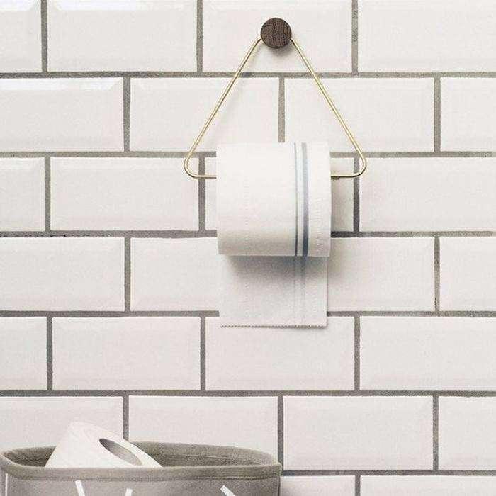 Как необычно хранить туалетную бумагу: 12 крутых держателей, которые удивят