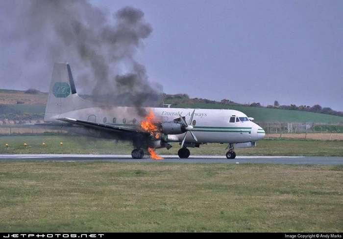 Что говорят пилоты за секунду до неминуемой катастрофы?