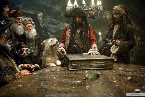 Пиратский кодекс — жестче любого армейского