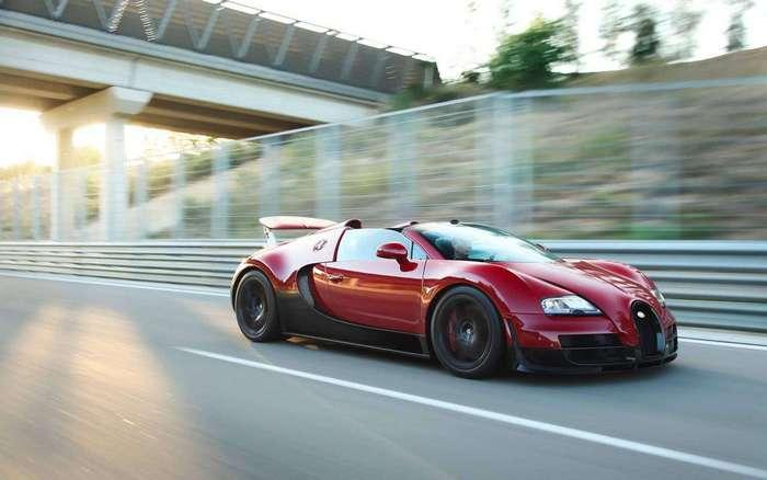 Сколько стоит содержание гиперкара Bugatti Veyron