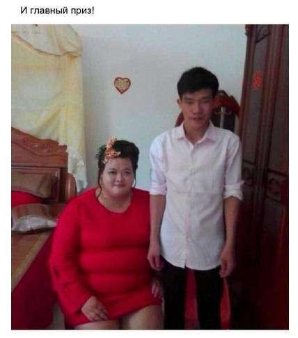 Китайцу привалило счастье! Смотрим до конца