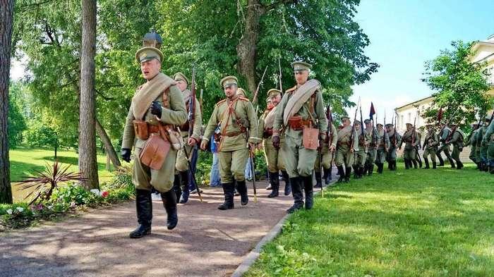 Чем кормили солдатушек бравых ребятушек в царской армии