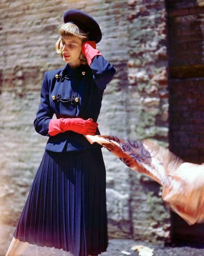 Послевоенный гламур: ослепительные фотографии 1940-х годов