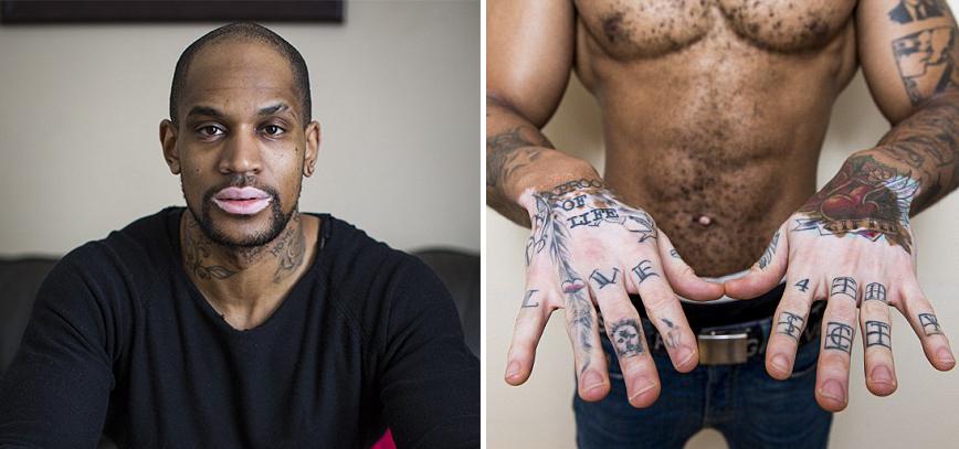 Мужчина с витилиго едва не покончил с собой из-за травли, но дал отпор ненавистникам и стал моделью