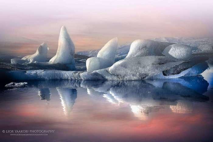 Замечательные снимки Lior Yaakobi