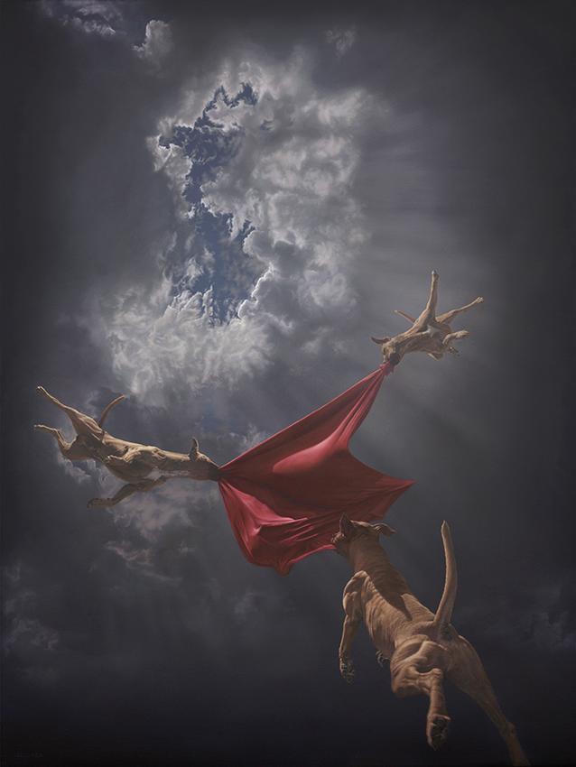 Невероятные работы от Джоэля Реа