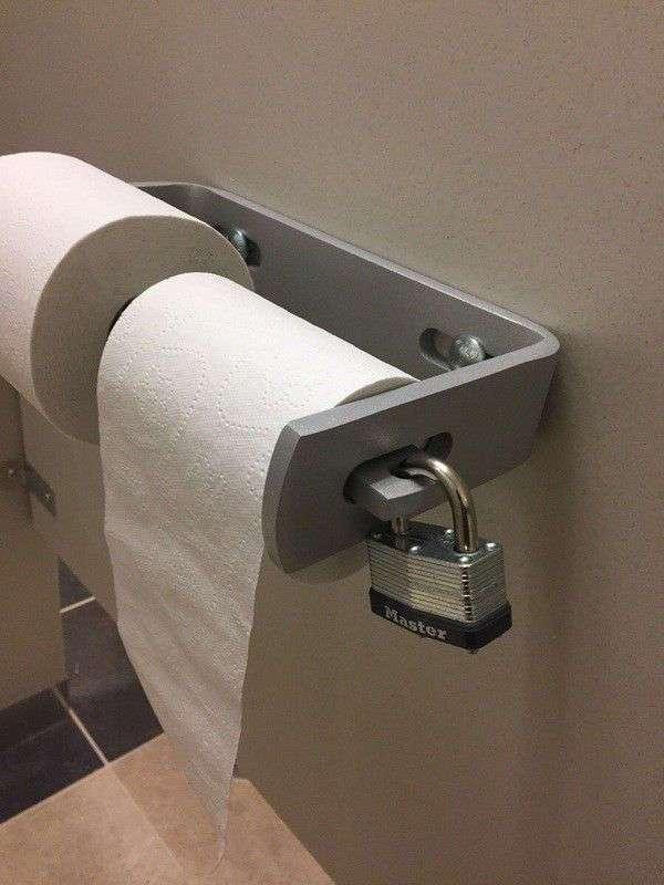 28 гениальных идей для туалетной комнаты