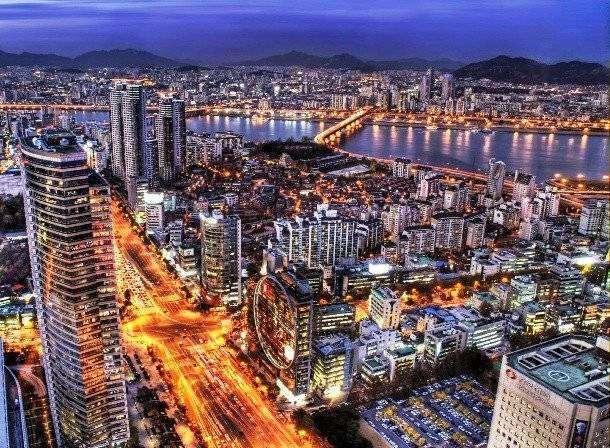 Интересные факты про Южную Корею