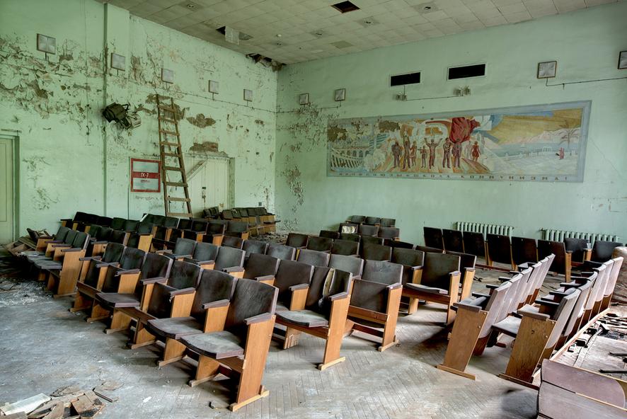 Исчезающее советское наследие в разных странах мира