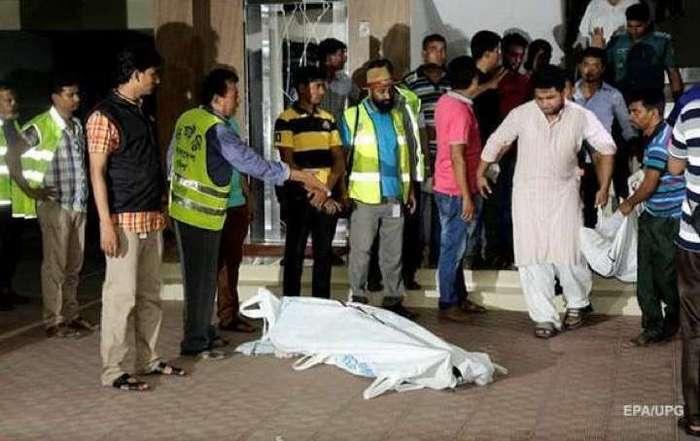 Исламисты зарубили мачете гей-активиста в Бангладеш
