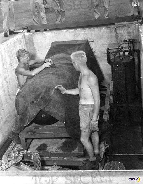 История Толстяка и Малыша