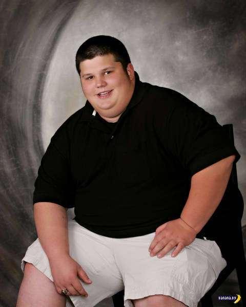 История толстого Ричарда