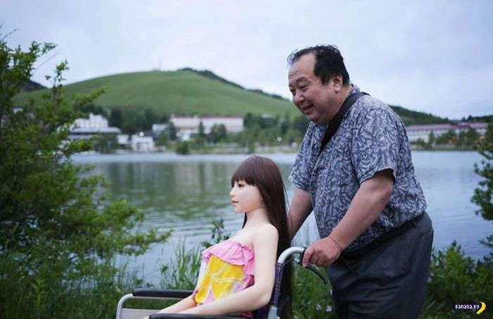 Японец и его любовь