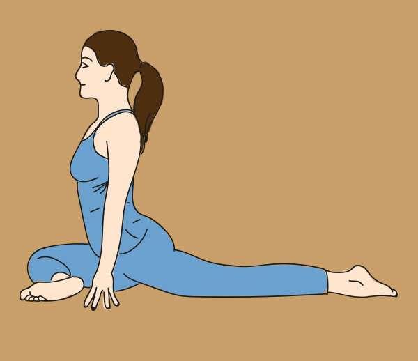 Йога для начинающих: 10 поз для занятий в домашних условиях
