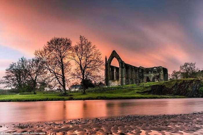 Йоркшир: личное графство Бога