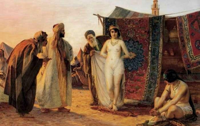 «Кабальеро, почем Ваши рабы?», или Как зарабатывали на торговле невольниками