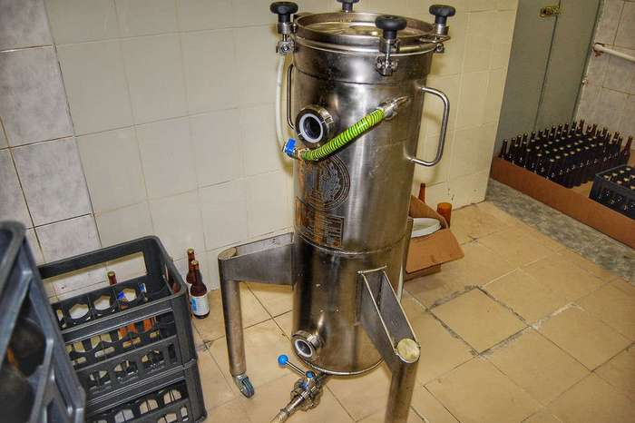 Как делают крафтовое пиво в Химках