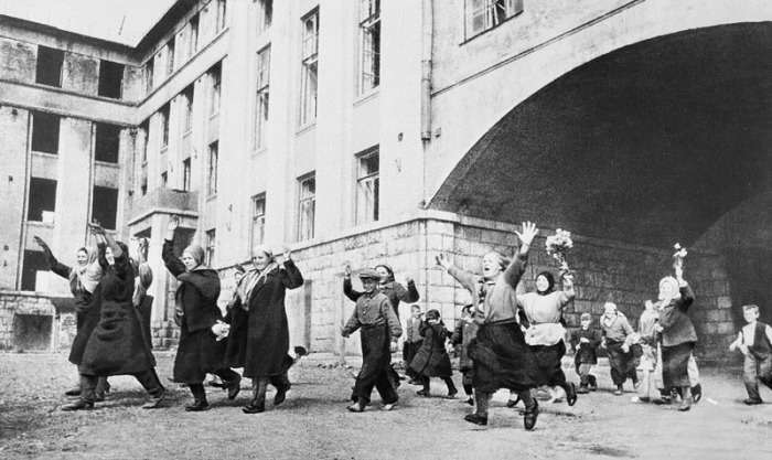 Как это было: 30 документальных фотографий о Великой Отечественной войне