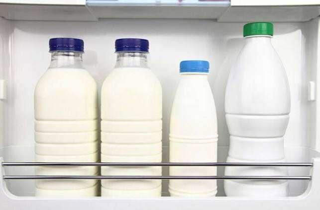 Как хранить молоко и молочные продукты