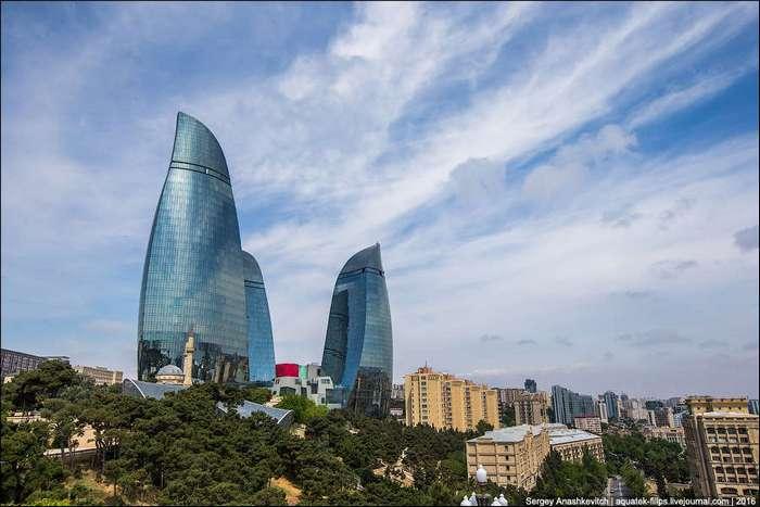 Как меняется Баку