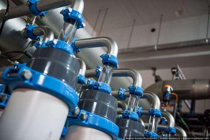 Как очищают воду для наших кранов