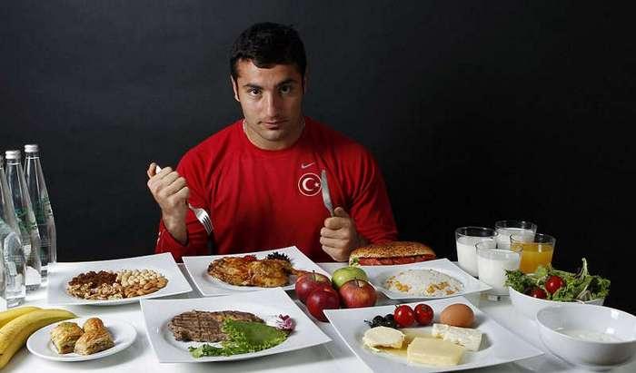 Как питаются настоящие спортсмены