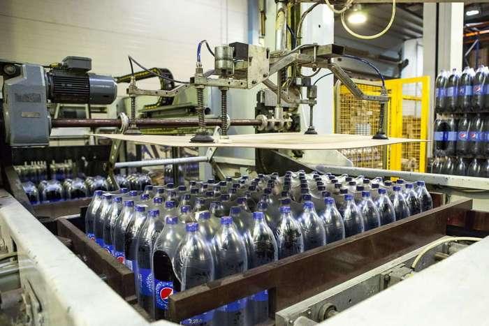 Как производят пепси-колу