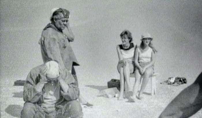 Как съёмкам фильма «Кин-дза-дза!» мешали инопланетяне