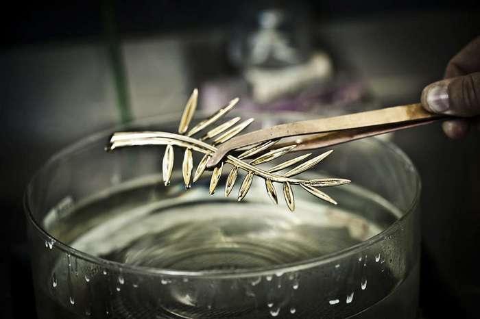 Как создают «Золотую пальмовую ветвь» Каннского кинофестиваля