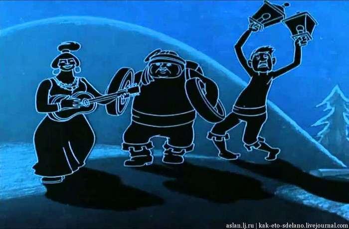 Как создавали мультфильм «Бременские музыканты»