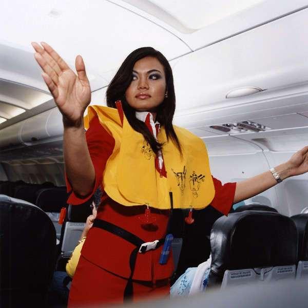 Как выглядят рабочие будни стюардесс