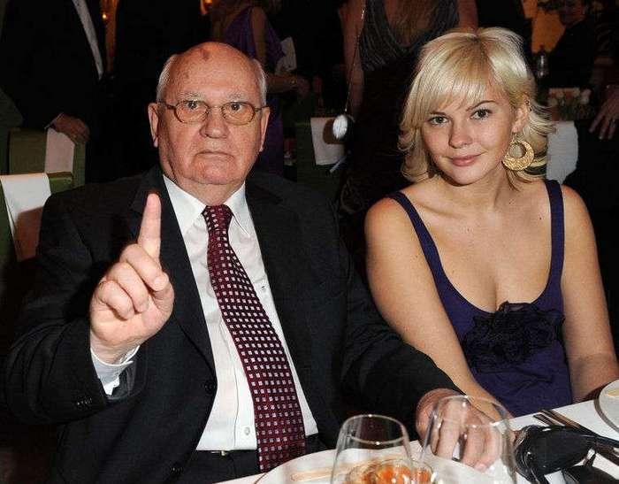 Как выглядят внуки великиx советскиx вождей