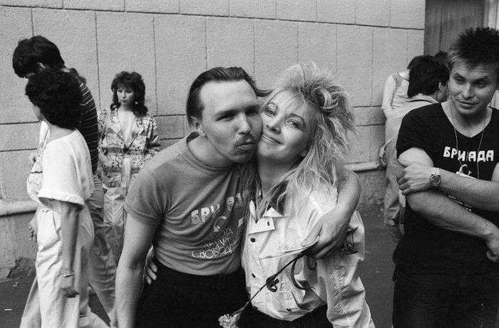 Как выглядят жены и подруги наших рок-легенд
