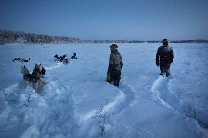 Как живёт отшельница вдали от цивилизации на севере Финляндии